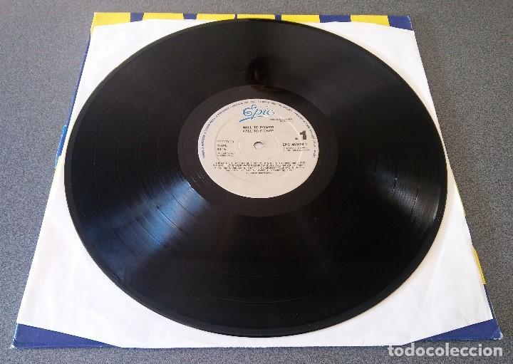 Discos de vinilo: Lote Maxi Single Will To Power Sinitta Dollar - Foto 3 - 142284634