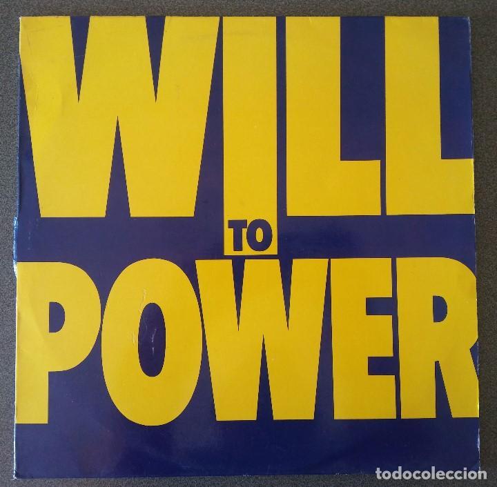 Discos de vinilo: Lote Maxi Single Will To Power Sinitta Dollar - Foto 4 - 142284634