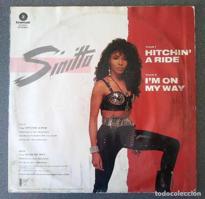 Discos de vinilo: Lote Maxi Single Will To Power Sinitta Dollar - Foto 5 - 142284634