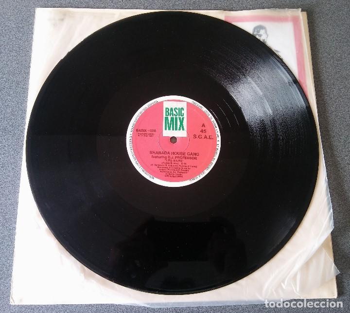 Discos de vinilo: Lote Maxi Single Dance Hip Hop Mr Lee Snap Krush Sharada House Gang - Foto 6 - 142285786