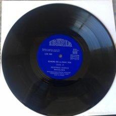 Discos de vinilo: EUROPA EN LLAMAS 1939 - DISCO DE 10 PULGADAS . IBERIA 1973 - LCN 560. Lote 142305926