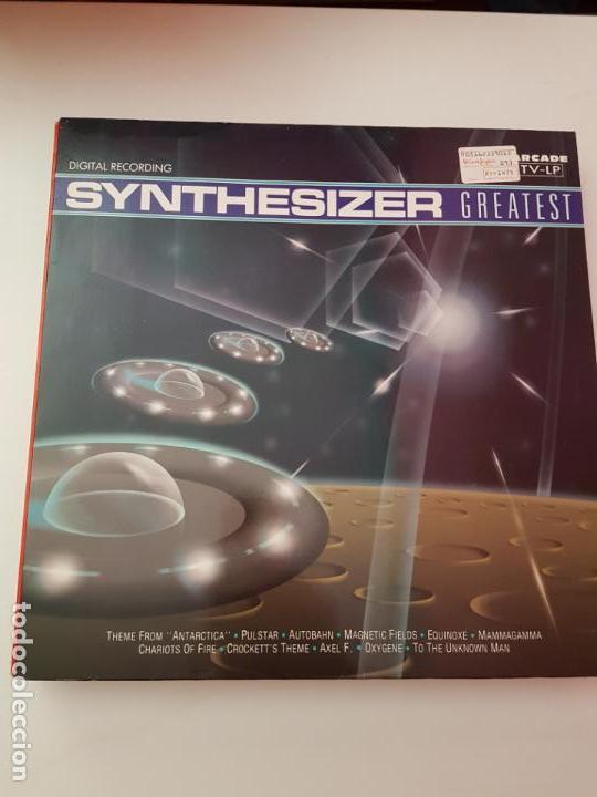 SYNTHESIZER GREATEST (Música - Discos de Vinilo - EPs - Electrónica, Avantgarde y Experimental)