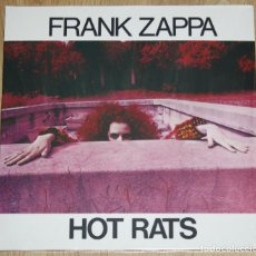 Discos de vinilo: FRANK ZAPPA HOT RATS 1969 LP 2016 REISSUE 180G SEALED ZAPPA RECORDS ?ZR 3841-1. Lote 142321474