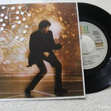 Discos de vinilo: SINGLE PETER WOLF LIGHTS OUTS PROMO 1984. Lote 142329854