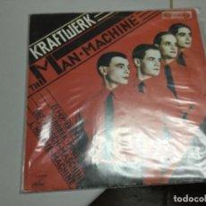 Discos de vinilo: KRAFTWERK- MAN - MACHINE . Lote 142343946