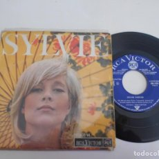 Disques de vinyle: SYLVIE VARTAN-EP QUAND TU ES LA +3. Lote 142353550