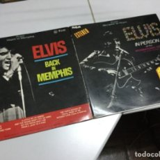 Discos de vinilo: ELVIS IN PERSON AT THE INTERNATIONL HOTEL LAS VEGAS . Lote 142363194