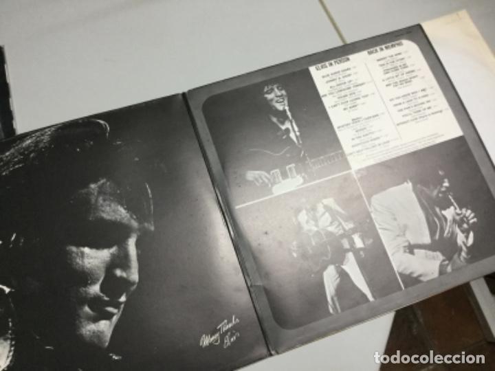 Discos de vinilo: Elvis in Person at the Internationl hotel Las Vegas - Foto 3 - 142363194
