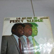 Discos de vinilo: LO MEJOR DE PEREY SLEDGE. Lote 142364210