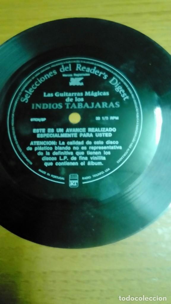 SELECCIONES DEL RENDER'A DIGESTIÓN LOS INDIOS TRABAJARÁ DISCO DE PLÁSTICO BLANDO SIN FUNDA PROMO (Música - Discos - Singles Vinilo - Cantautores Internacionales)