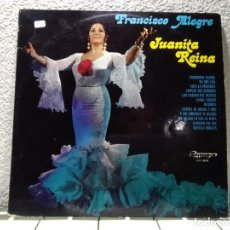 Discos de vinilo: JUANITA REINA . Lote 142377174