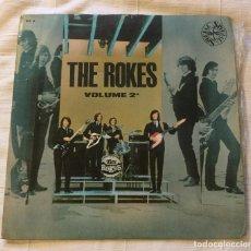Discos de vinilo: DISCO VINILO LP THE ROKES VOLUMN 2. Lote 142379386