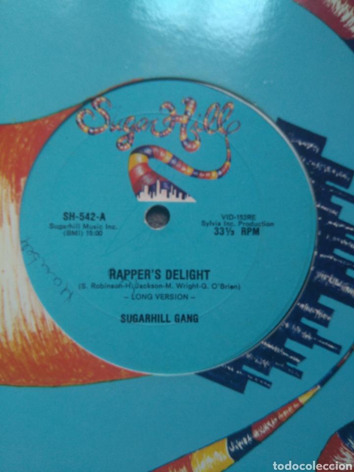Discos de vinilo: Sugarhill Gang - Rapperd delight - 12 - Maxi - Foto 4 - 142394896