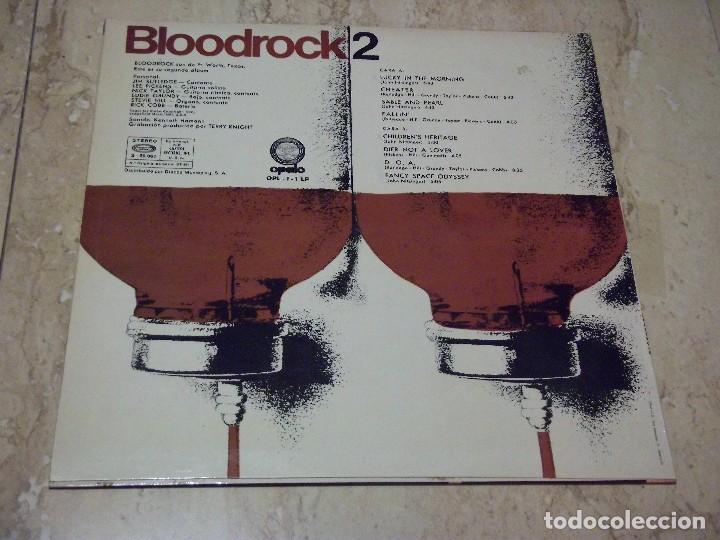 Discos de vinilo: Bloodrock ?– Bloodrock 2- Opalo ?– OPL11LP-MOVIEPLAY-S-26067- ESPAÑA-1971-EXCELENTE - Foto 2 - 142397074