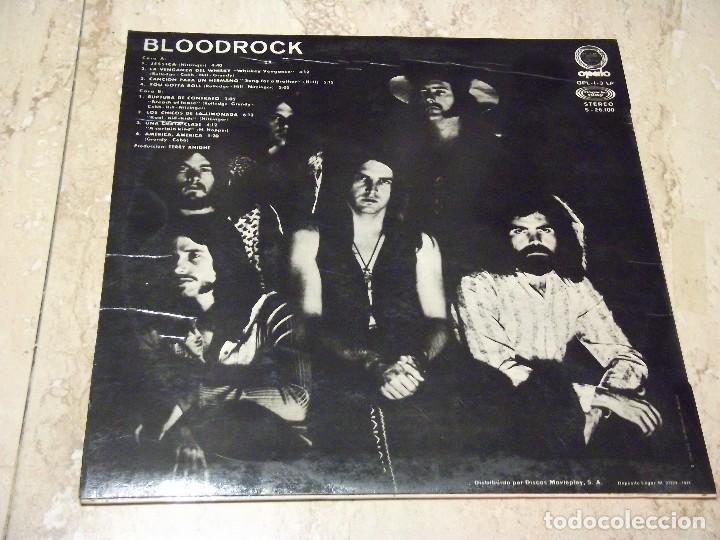 Discos de vinilo: Bloodrock ?– Bloodrock 3- OPALO-OPL-1-3-LP- MOVIEPLAY-S-26100- ESPAÑA-1971- - Foto 2 - 142399562