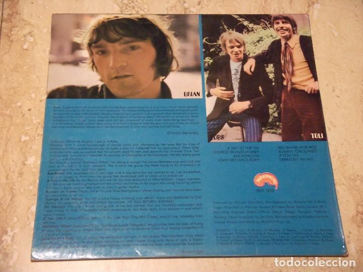 Discos de vinilo: Brian Auger & The Trinity–Definitely What!-Marmalade–607003-MONO-1ST PRESS UK-1968-DIFICIL - Foto 2 - 142403670