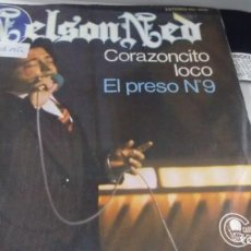 Discos de vinilo: SINGLE (VINILO) DE NELSON NED AÑOS 70. Lote 142410182
