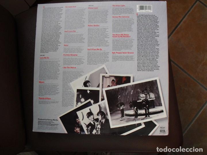 Discos de vinilo: THE BEATLES: RARITIES EDICION U.S.A-INMACULADO-IMPECABLE EDICION CARPETA Y SONIDO-VEALO - Foto 3 - 142419046