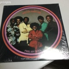 Discos de vinilo: THE FATBACK BAND FEATURING BROTHER JOHNNY KING - FEEL MY SOUL . Lote 142428238