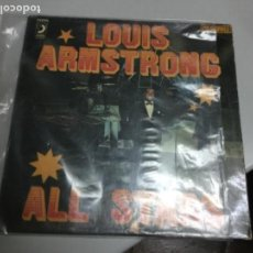 Discos de vinilo: LUIS AMSTRONG- ALL STARS . Lote 142428402