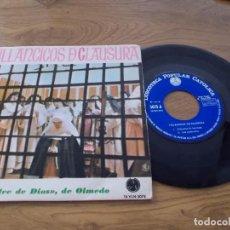 Discos de vinilo: CORO MAITEA. CUATRO CANCIONES VASCAS.. Lote 142430838