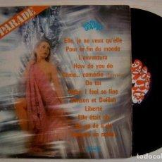Discos de vinilo: HIT PARADE POP HITS VOL.2 - MARIO CAVALLERO / BOBBY POWELL - LP FRANCES - POP HITS. Lote 142438394