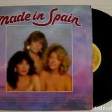 Discos de vinilo: MADE IN SPAIN - LP 1981 - BELTER. Lote 142439046