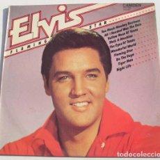 Discos de vinilo: ELVIS PRESLEY FLAMING STAR RCA CAMDEN (ENGLAND). Lote 142442046