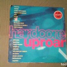 Discos de vinilo: HARDCORE UPROAR- SEAL,SNAP, NOMAD.LP. Lote 142443834