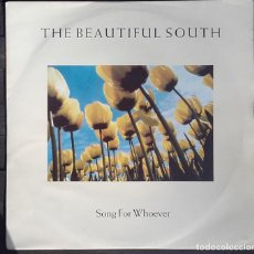 Discos de vinilo: THE BEAUTIFUL SOUTH: SONG FOR WHOEVER . Lote 142450230
