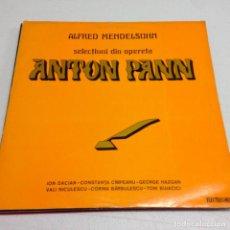 Discos de vinilo: ALFRED MENDELSOHN---SELECTIUNI DIN OPERETA...EDICION RUMANA!. Lote 142464330