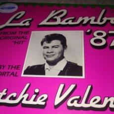 Discos de vinilo: RITCHIE VALENS LA BAMBA. Lote 142475674