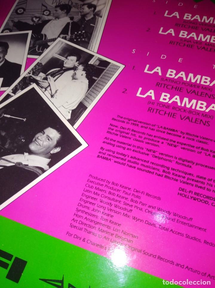 Discos de vinilo: Ritchie valens la bamba - Foto 2 - 142475674