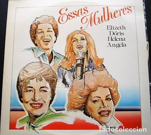 ESSAS MULHERES - HELENA DE LIMA, ELIZETH CARDOSO, ETC. (Música - Discos - LP Vinilo - Grupos y Solistas de latinoamérica)
