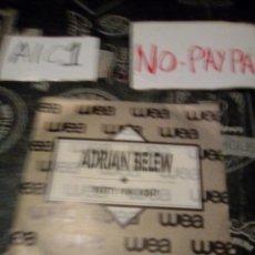 Disques de vinyle: ADRIAN BELEW PRETTY ROSE. Lote 142481845