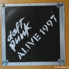Discos de vinilo: DAFT PUNK - ALIVE 1997 - LP. Lote 142499428