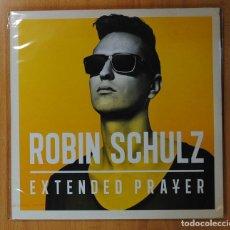 Discos de vinilo: ROBIN SCHULZ - EXTENDED PRAYER - GATEFOLD - 3 LP. Lote 142499633