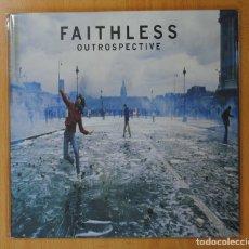 Discos de vinilo: FAITHLESS - OUTROSPECTIVE - GATEFOLD - 2 LP. Lote 142499724