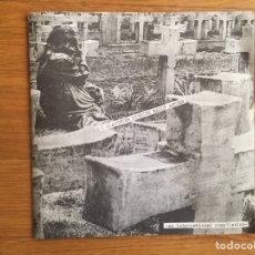 Discos de vinilo: VV.AA.: I SLAUGHTER SINGING MADLY ANTHEM (SANCTUS IUDA, DICTADURA DE CONCIENCIA, FORCA MACABRA,...). Lote 142506418