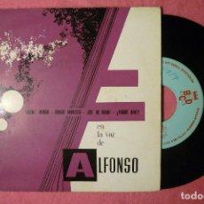 Discos de vinilo: ALFONSO MIRAME / MAMBO ANDALUCIA / 2+ EP 1964 SPAIN PRESS (VG++/VG++) T. Lote 142506758