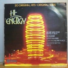 Discos de vinilo: HI-ENERGY_ROCK, REGGAE, FUNK / SOUL, POP_DENNIS BROWN_BARRY WHITE_PRETENDERS_ U.F.O._LENE LOVICH. Lote 142524434