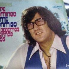 Discos de vinilo: SINGLE (VINILO) DE PEPE DOMINGO CASTAÑO AÑOS 70. Lote 142541222