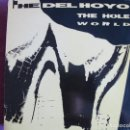 Discos de vinilo: LP - THE DEL HOYO - THE HOLE WORLD (SPAIN, POLAR RECORDS 1990). Lote 142561766