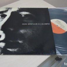 Discos de vinilo: OVIDI MONTLLOR -A L,OLYMPIA- EDIGSA- 1975- . Lote 142562758