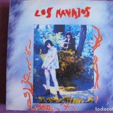Discos de vinilo: LP - LOS NAVAJOS - VOLUMEN UNO (SPAIN, RCA RECORDS 1991, CONTIENE ENCARTE). Lote 142563118