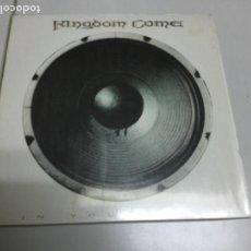 Discos de vinilo: KINGDOM COME - IN YOUR FACE. Lote 142569142