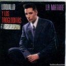 Discos de vinilo: LOQUILLO Y LOS TROGLODITAS / LA MATARE / MOTORISTAS (SINGLE 1987). Lote 142570258