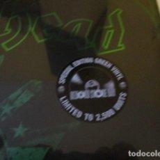 Discos de vinilo: MOTORHEAD - LP - BAD MAGIC - VINILO VERDE - RECORD STORE DAY - LIMITADO A 2500 COPIAS. Lote 142570890