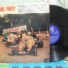 Discos de vinilo: KARTING PARTY PATHE LP 1961 AMX 108 PEPETO. Lote 142585714