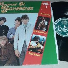 Discos de vinilo: LP - THE YARDBIRDS - LEGEND OF THE YARDBIRDS VOL.1 - ERIC CLAPTON,JEFF BECK. Lote 142589126